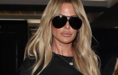 Lip Kit Lie! Kim Zolciak Admits To Wearing Another Makeup Brand In Her Promotional Photo