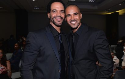 Shemar Moore Tearfully Remembers His Late Young & the Restless Costar Kristoff St. John: 'He Embraced Me Like a Brother'