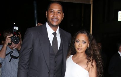 La La Anthony's Fans Convinced She Confirmed Carmelo Cheated On Her With 'Lemonade' Quote