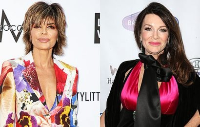 Lisa Rinna Disses Lisa Vanderpump: Bravo Should've Fired Her For Refusing To Film 'RHOBH' — Watch