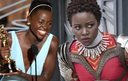 "Lupita Nyong'o Calls for Ludacris' ""Move Bitch"" to Play Off Overly-Long Oscar Acceptance Speeches"