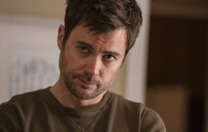 Matt Long Loves His 'Rough' Manifest Look, Previews Zeke/Jared Face-Off
