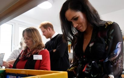 Why Duchess Meghan Shared Touching Messages for Vulnerable Women During Bristol Visit
