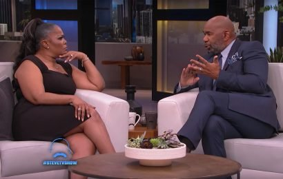 Mo'Nique and Steve Harvey Argue About Her Being 'Blackballed' by Hollywood After Oscar Win