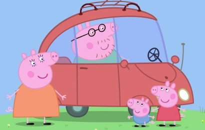 'Peppa Pig' is causing American kids speak with British accents