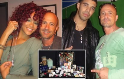 The Oscars gifting suites where richest stars including Rihanna, Drake and Eva Longoria get given £30k goody bags including mudbathing trips and shamen experiences