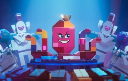 How The Lego Movie 2 animates little girls' playtime
