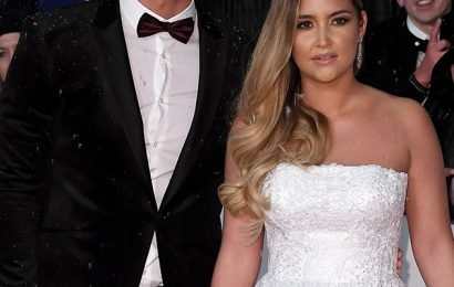 Jacqueline Jossa posts candid selfie as she admits marriage 'isn't perfect'