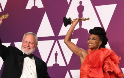 'Black Panther's Hannah Beachler Makes History As First African American To Win Oscar For Best Production Design