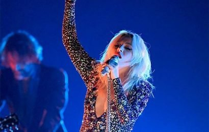 Lady Gaga Gives a Sizzling Performance of ''Shallow'' at Grammys