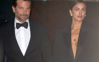 Bradley Cooper Gave Irina Shayk a Candid Shout-Out at the BAFTAs
