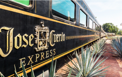 Apparently There's an All-You-Can-Drink Jose Cuervo Express Train
