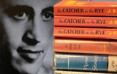 J.D. Salinger's Family Ready Author's Unpublished Works for Release