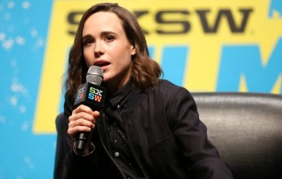 Ellen Page Says Hollywood Pressured Her to Stay in the Closet for Years