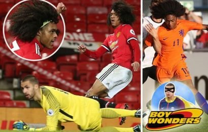 Who is Tahith Chong? Man United's teenage winger included in squad to face Chelsea in FA Cup