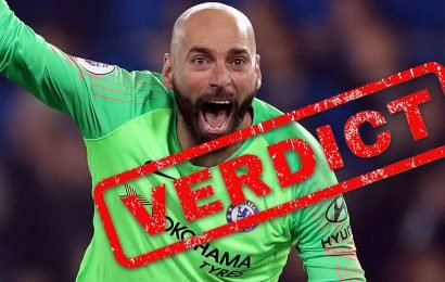 Sarri proved beyond doubt who is in charge at Chelsea by benching Kepa