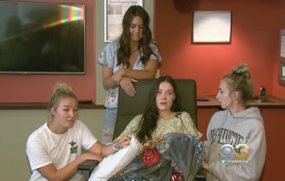 Jordan Holgerson, 16, Who Almost Died After Being Pushed Off Bridge By Friend, Wants Her To Pay