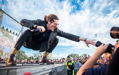 The Revivalists: David Show Reflects On Epic 'Today' Show Appearance & 'Provocative' Track 'Change'