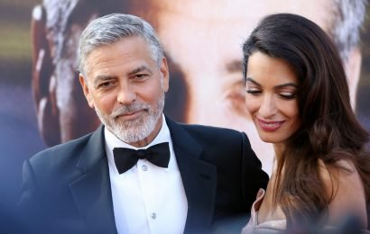 Wow, now royal reporters are attacking George Clooney for his Meghan comments