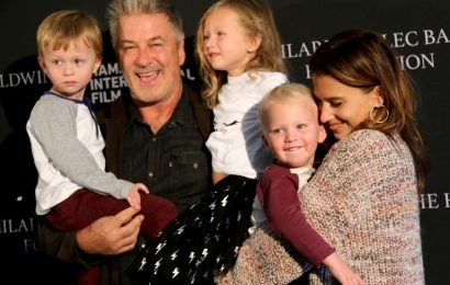Alec & Hilaria Baldwin are already talking about having a fifth & sixth kid