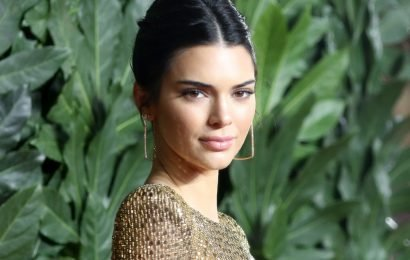 Kendall Jenner got bangs and looks like a completely different person
