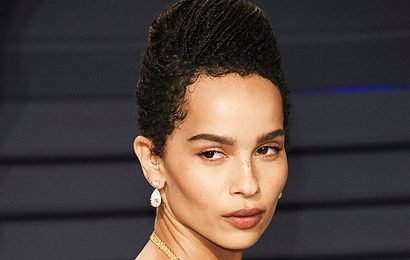 Zoe Kravitz Rocks See-Through Bra On Vanity Fair Oscars Party Red Carpet: Love Or Loathe The Look?