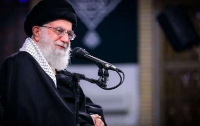 Iran's supreme leader says talks with US can only 'harm'
