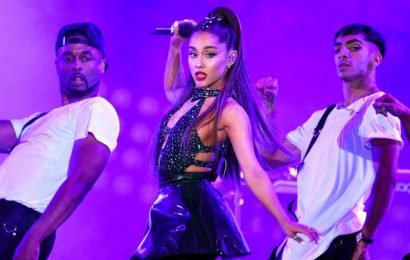 Ariana Grande is first to earn top 3 spots on Billboard Hot 100 since The Beatles