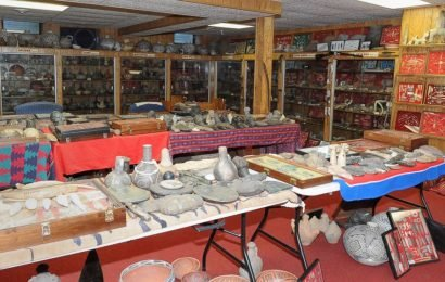 FBI looking for the rightful owners of thousands of artifacts, remains, found in scientist's home