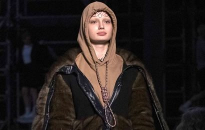 Model slams Burberry's noose-knotted hoodie: 'Suicide is not fashion'