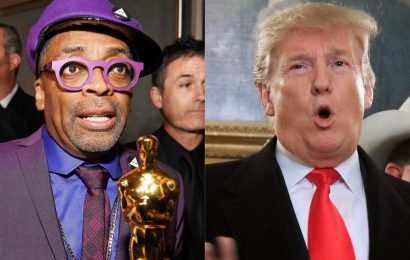 Spike Lee doesn't care if Donald Trump thinks he's racist