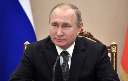 Putin orders Russia to develop new missiles after US leaves treaty