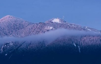 Avalanche warning issued for B.C.'s south coast, island as weak snowpack persists