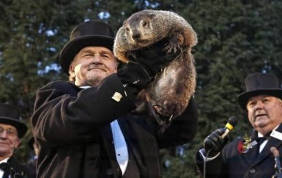 Punxsutawney Phil the groundhog to give his spring forecast Saturday