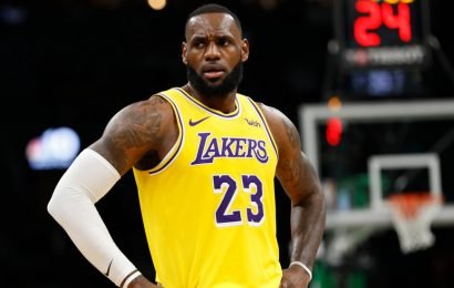 LeBron James Was Supposed to Make the Lakers Great. But When?