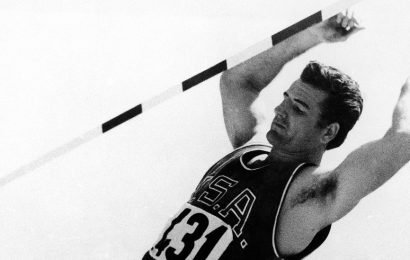 Don Bragg, Olympic Pole-Vault Champion, Is Dead at 83