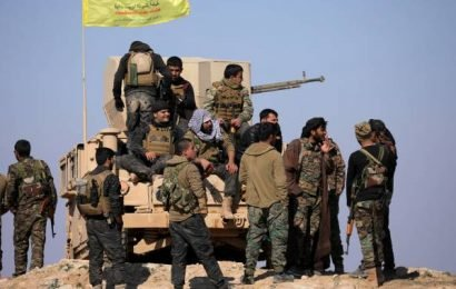 Kurdish forces weaken final push on ISIS territory in Syria after discovery of civilians