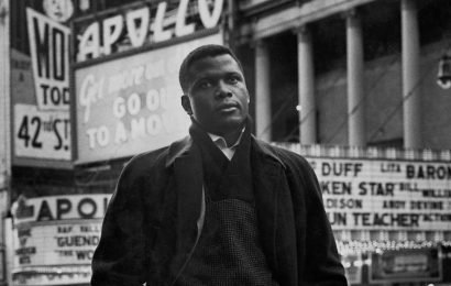 Rare, Early Glimpses of Sidney Poitier