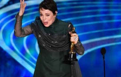 Oscars 2019: Olivia Colman wins Best Actress for Irish-produced film The Favourite as Green Book wins Best Picture