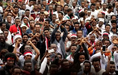 Ethiopia: Mass protests 'rooted in country's history'