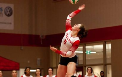 Fanshawe Falcons' Janelle Albert named OCAA Player of the Year