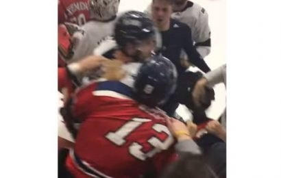 More suspensions for players and coaches in wake of St. FX and Acadia hockey brawl