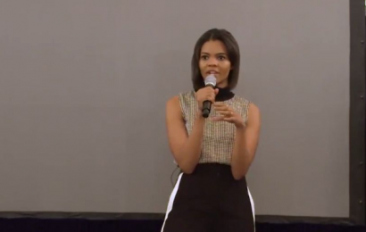 Rising conservative activist Candace Owens criticized over Hitler comments