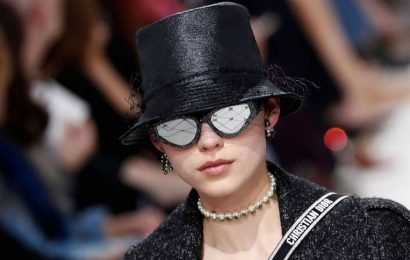 Dior celebrates 1950s rebels at fashion week lacking Lagerfeld