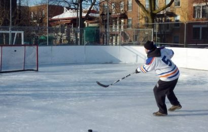 Outdoor rinks becoming obsolete, says University of Manitoba writer