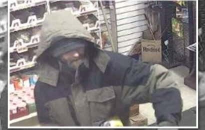 Police search for suspect they say robbed 5 Hamilton stores within weeks