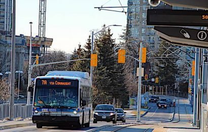 More than 25 Grand River Transit bus routes will be altered when ION trains get up and running