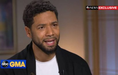 Jussie Smollett gives first interview since alleged attack: 'I am forever changed'