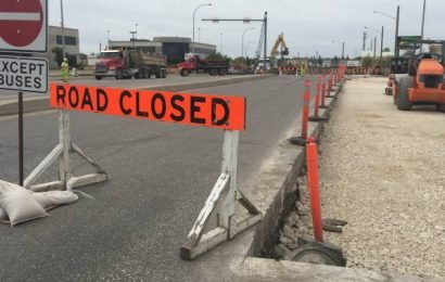 Pembina Highway to be closed over Louis Riel weekend near Jubilee; parking on Osborne to be restricted