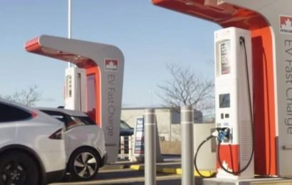 Petro-Canada installing 50 fast-charging EV stations across the country — but is there demand?